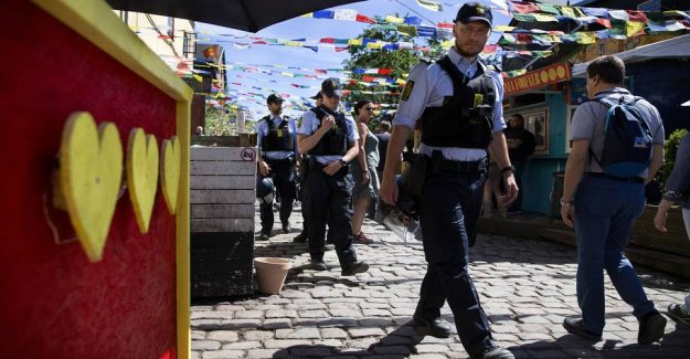 New game Christiania fund: Police find cocaine and weapons