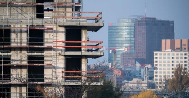 New in Berlin : Where are planned in the districts of how many apartments