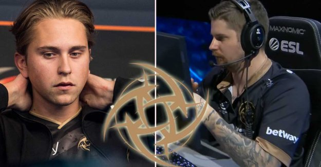 NiP-star affected by exhaustion – take a break after majorn