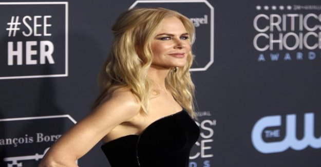 Nicole Kidman celebrated her mother's birthday touching picture – like two peas in a pod