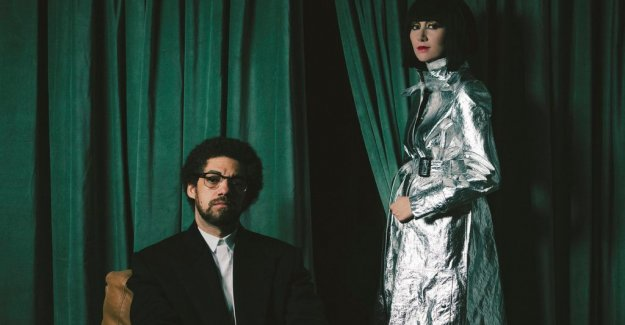 Nils Hansson: Has Karen O and Danger Mouse ended up lost in time?