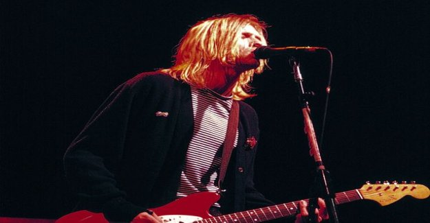 Nirvana's former manager: no One could have saved Kurt Cobain