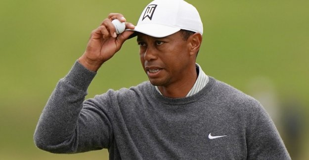 No fourth world championship win for Tiger Woods