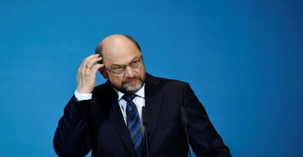 Not invited Europe Convention : SPD snubbed Martin Schulz