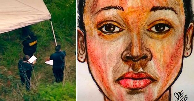 Now, do police know who murdered the girl's – was found in the bag