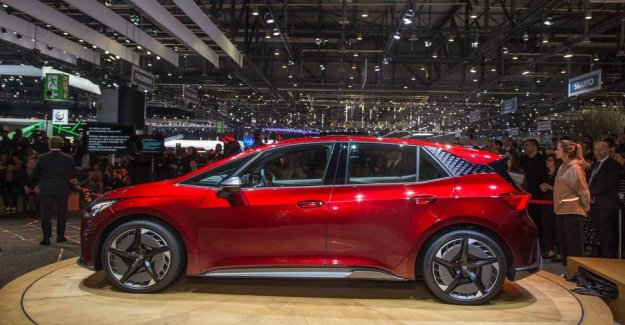 Now, it should be: Spanish bilbyggere behind the discount electric cars
