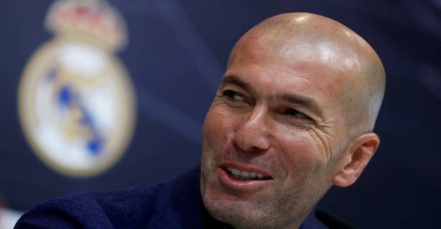 Officially: Real Madrid fires the coach and hires Zidane