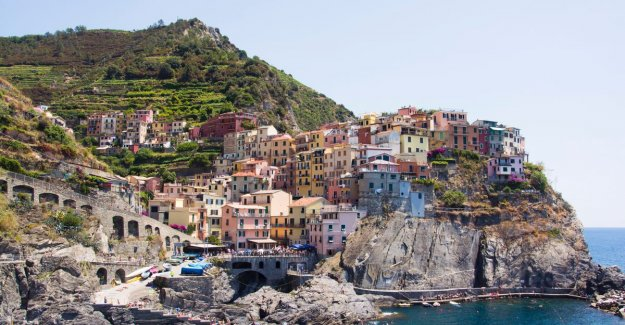 One after the other tourists injured: Italian Cinque Terre comes with flip-flop ban