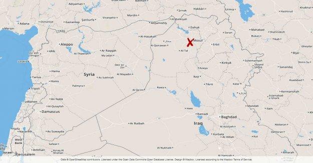 Over 70 dead in färjekatastrof in Iraq
