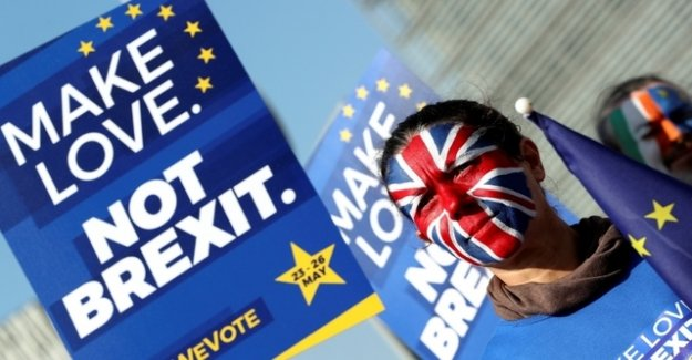 Over a Million Britons want to Exit from Brexit