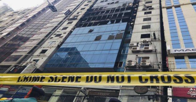 Owner arrested after fatal Dhakabrand