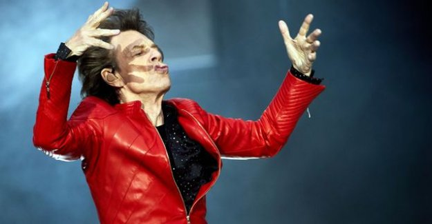 Paper claim: Mick Jagger physical examination revealed a discovery - concert cancelled: the Rolling stones -the fans were upset