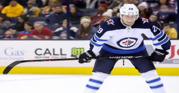 Patrik Laine lost his place in the Jets first in the chain - from the previous hit, been again a long while