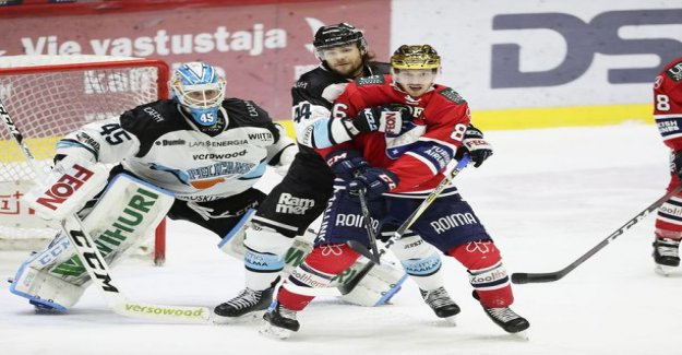 Pelicans and HIFK hit one mid – term one of the arja- what stage the burst?