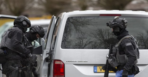 Perpetrators of Utrecht charged with murder in a terrorist intention