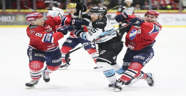 Perspective: to become a hot playoff series to the culmination of the game, törkytaklaaja Tommi Santala for a long time on the sidelines - pulling did SCUBA rabbit out of a hat?