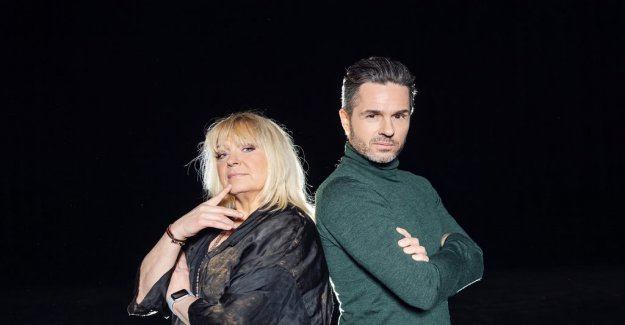 Peter Jöback'll crack musikalkoden for the Witches of Eastwick