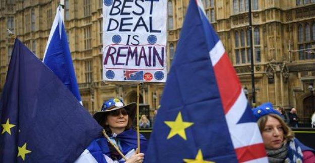 Petition: Six million against Brexit