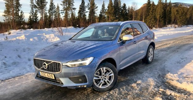 Petrol-powered suvs turns out to be hearty bränsleslukare