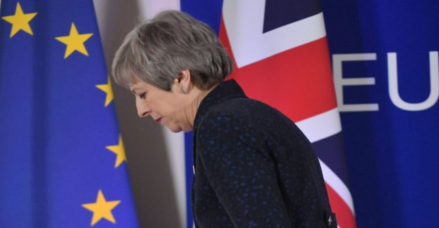 Pia Gripenberg: EU leaders have completely lost faith in Theresa May