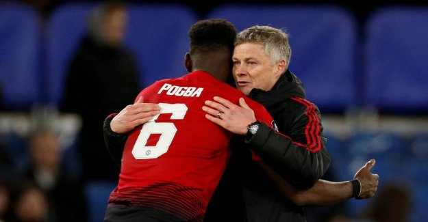 Pogba will keep Solskjær: - Has given us the freedom
