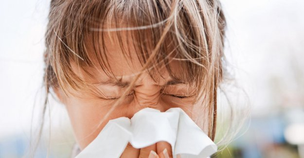 Pollen is not only responsible for asthma and hay fever but they also increase chances of viral infections
