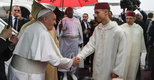 Pope's visit to Morocco : Pope Francis calls for more opportunities for legal Migration