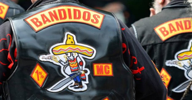 Possible konfliktscenarie: the Bandidos, the people attacked
