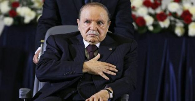 President Bouteflika is the Power?