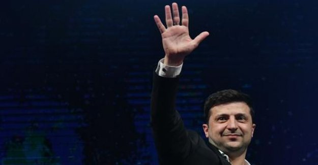 Presidential election in Ukraine: A comedian with the best opportunities