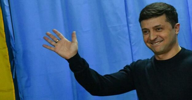 Presidential election in Ukraine : comedian Selenski is in the first round of clear on the front