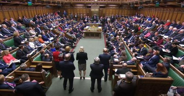 Prior to the vote in Parliament Says Yes to Brexit Deal?