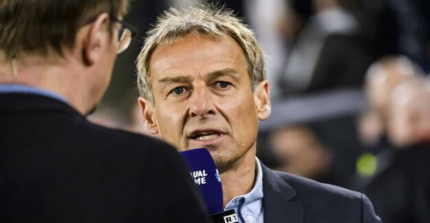 RTL-expert Jürgen Klinsmann : Always stay nice and relaxed in the head
