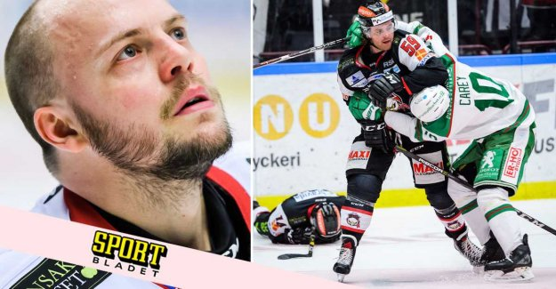 Rage against tacklingen: Can give, but for life