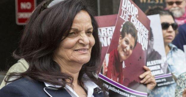 Rasmea Odeh : Convicted terrorist must leave Germany