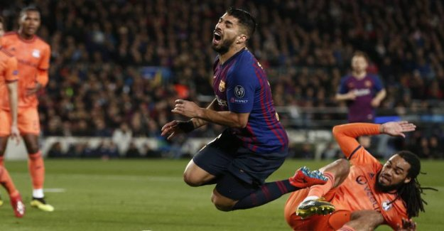 Reamer is raging: Suarez should be excluded for life