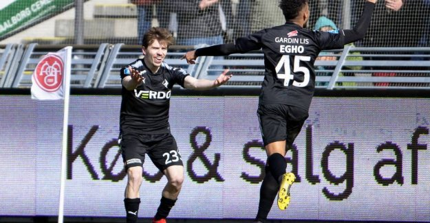 Red zone in overtime: the Comeback triumph in Aalborg