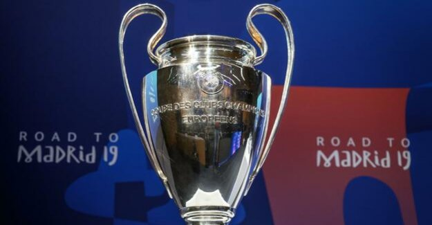 Reform of the European club competitions : Champions League, with promotion and relegation
