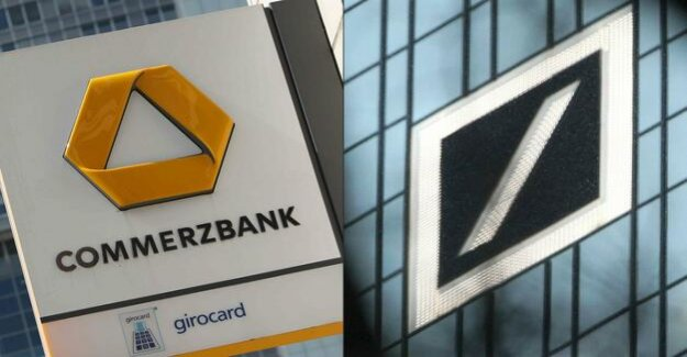 Report : Deutsche Bank and Commerzbank explore the possible Fusion of
