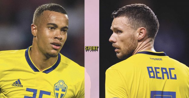 Reveals: Quaison from the start against Romania