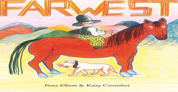 Review: a picture Book about the wild west a visual gem
