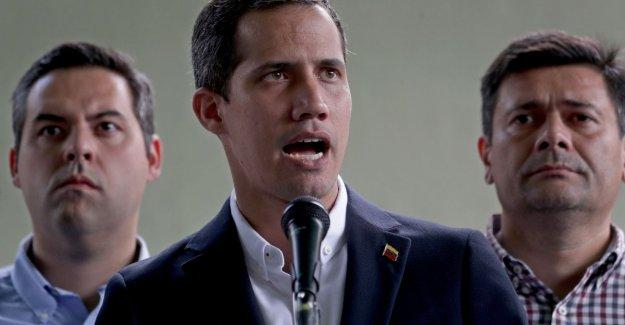 Right hand of Venezuelan interim president Juan Guaido accused of terrorism
