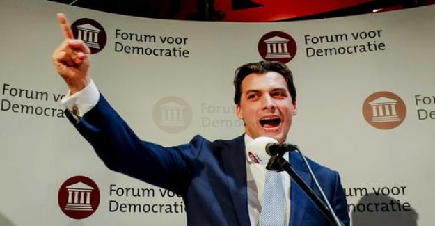 Right-wing populists win in regional elections in the Netherlands