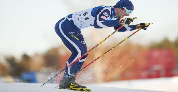 Risto matti Hakola pumping than the last days, and having top-ranking – John Kläbo power sprints to the victory