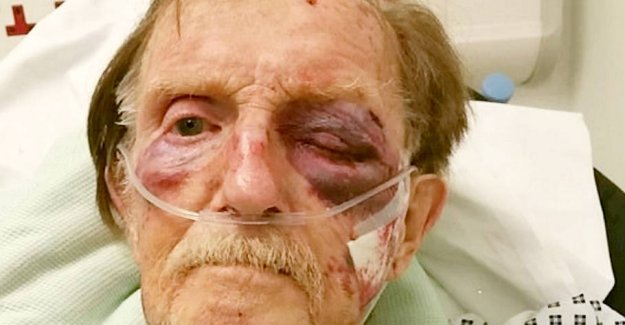 Robbers knocked 87-year-old Arthur to the dead: Now is the young man known to be guilty