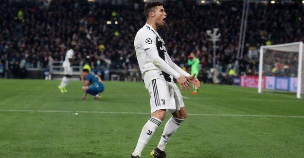 Ronaldo hattrickhjälte when Juventus turned