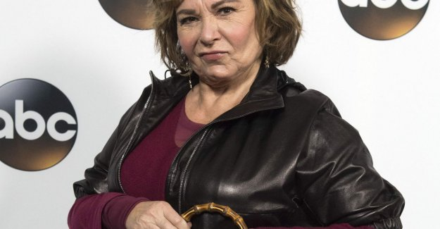 Roseanne Barr gets off to televisiedochter: It is her fault that my career is insane