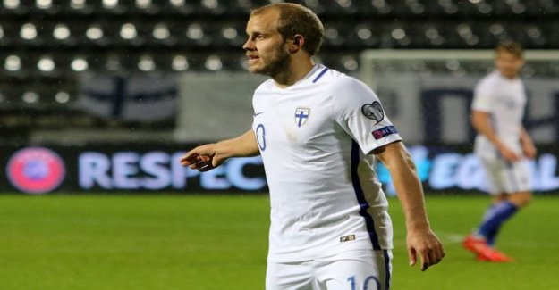 Rude opening european championship qualifiers! Teemu Pukki's shot over the delicious place, Italy, punish and win 2-0 - see videos of the goals