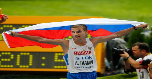 Russian athlete got a doping – lose Moscow world cup gold medal