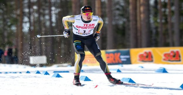 SM championships in surprise silver medalist Iivo Niskanen could, yle's commentator marveled at the intense the final sprint: How did this happen?